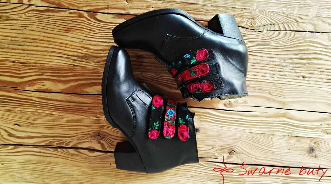 Www Swarne Buty Pl Goralskie Folk Ludowe Polbuty Na Slupku Shoes Clogs Dansko Professional Clog