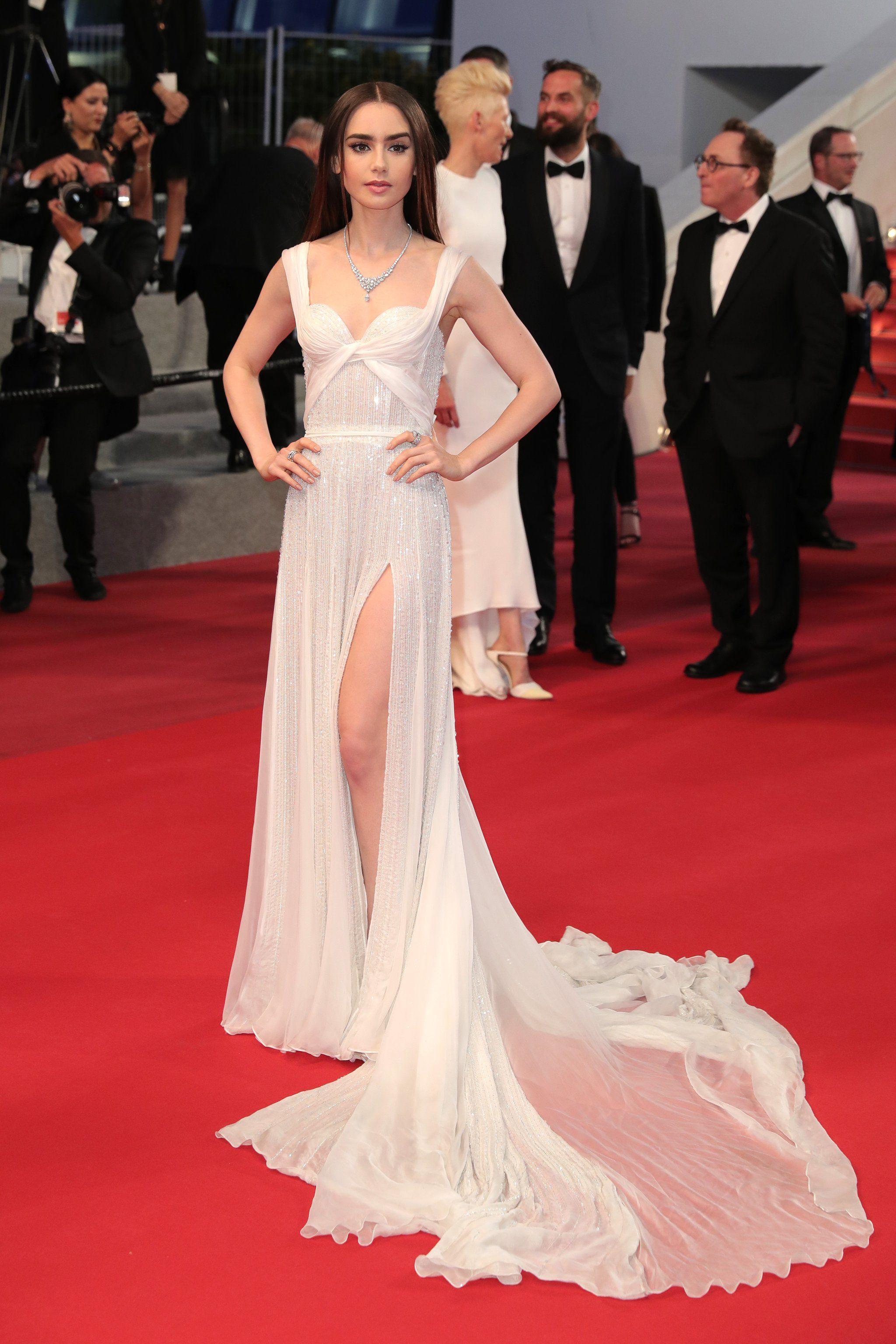 De Lily Mode Couture Robe StarEt CollinsCinémania Haute SMVzpU