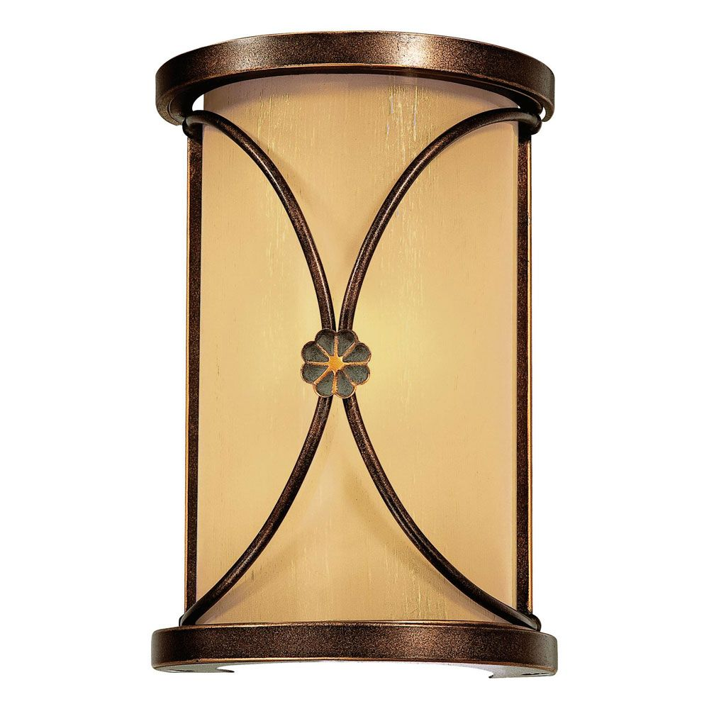Minka Lavery Atterbury 1 Light Wall Sconce | Home Decorating Ideas ...