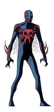 Spidey 2099 by Marcio Takara