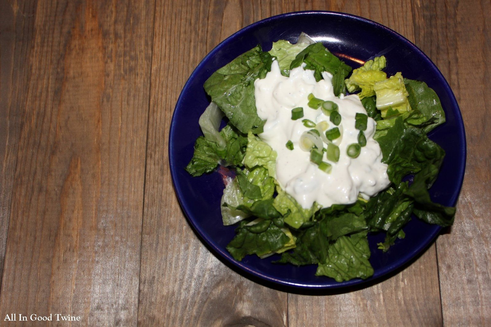 Blue cheese dressing bad for you