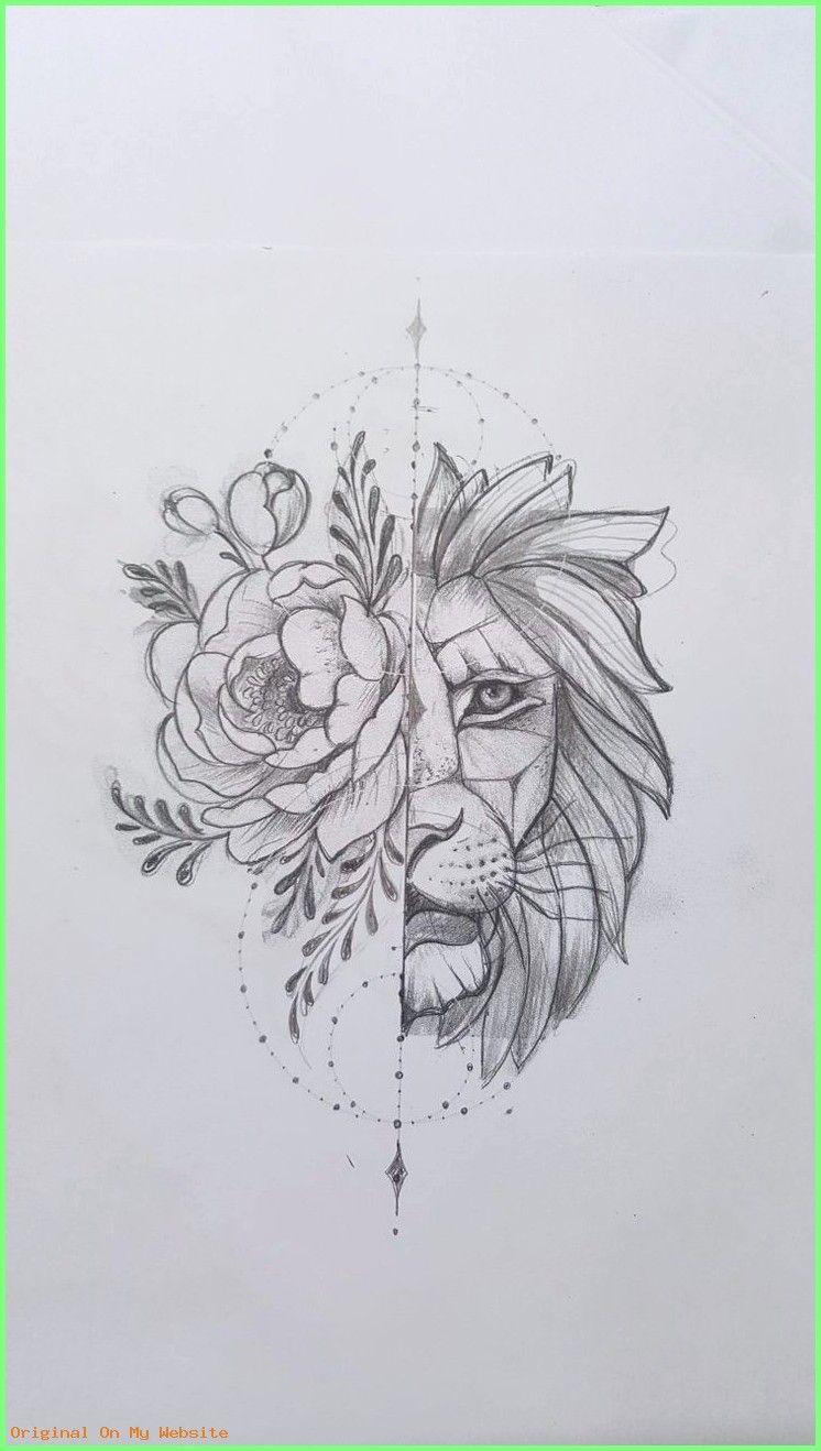 Art Sketches Ideas - Lion tattoo - Melanie A - #Lion #Melanie #tattoo  #artsketchesnose #artsketchespeople #artsketchessimple #kunstskizzenanfertigen #KunstskizzenBleistiftideen #KunstskizzenKritzeleiengenial