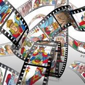 Cherchez l'intrus !  Les cartes du tarot, vues par Vincent Beckers.  Plus de choses sérieuses, celles-là, sur le site de Vincent Beckers : www.cours-de-tarot.net