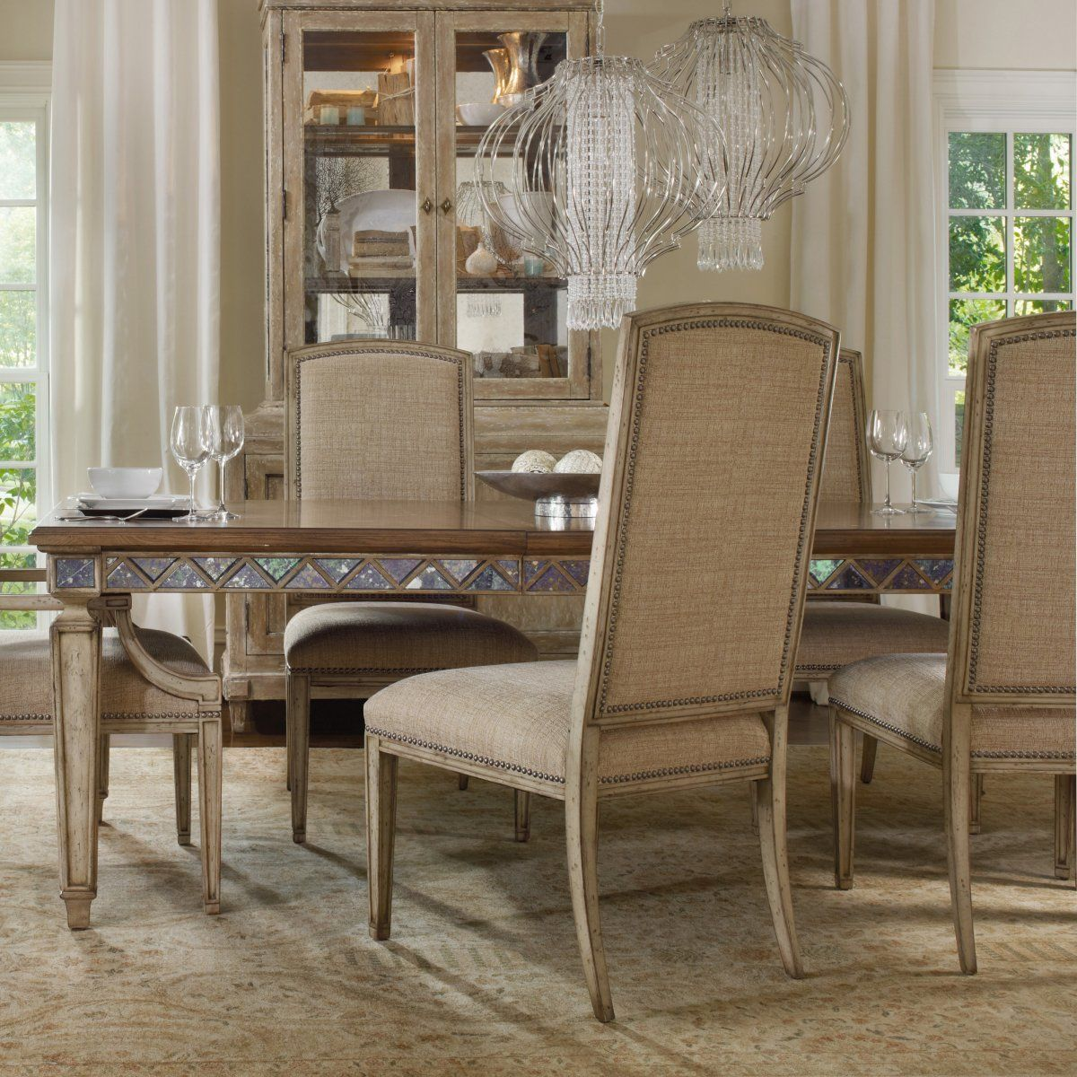 Mirror Dining Room Tables 1000 Images About Dinning Tables Amp Chairs On Pinterest Pulaski