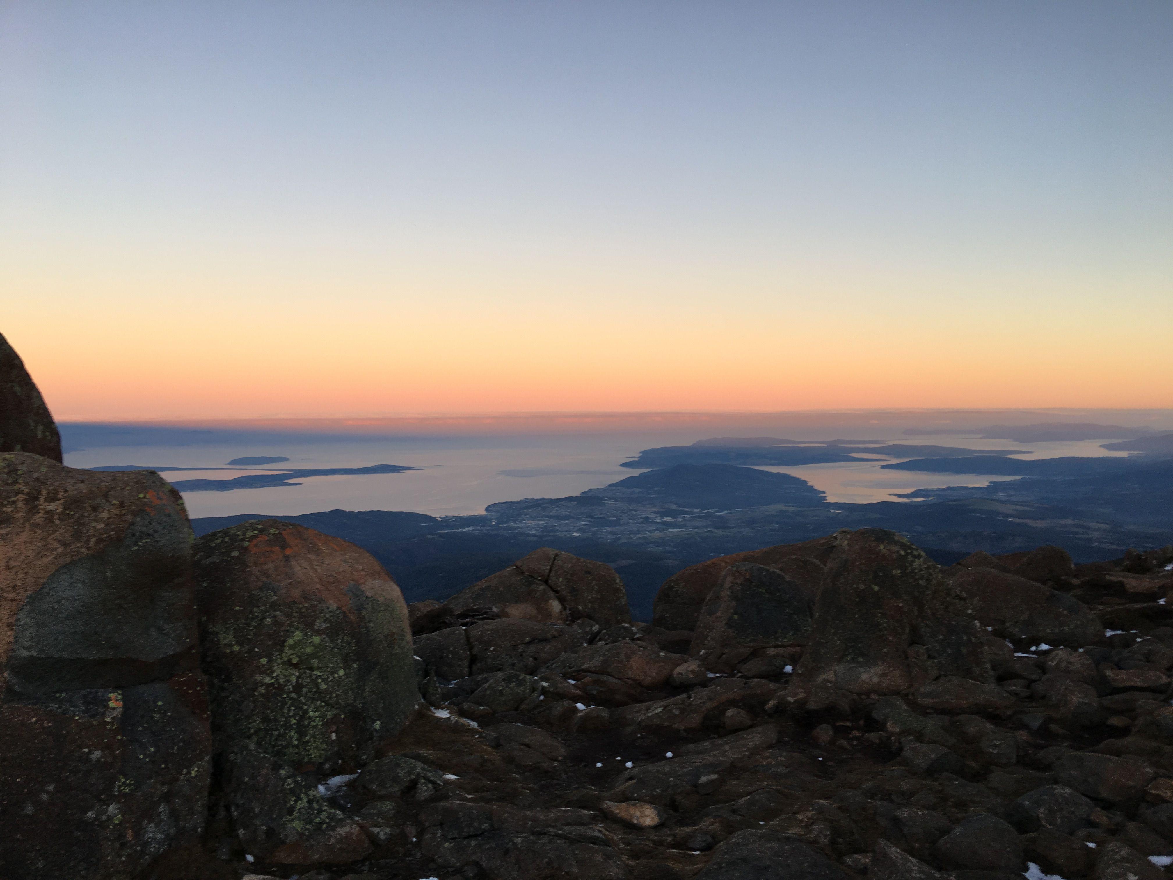 Mt Wellington Australia Outdoor Celestial Australia