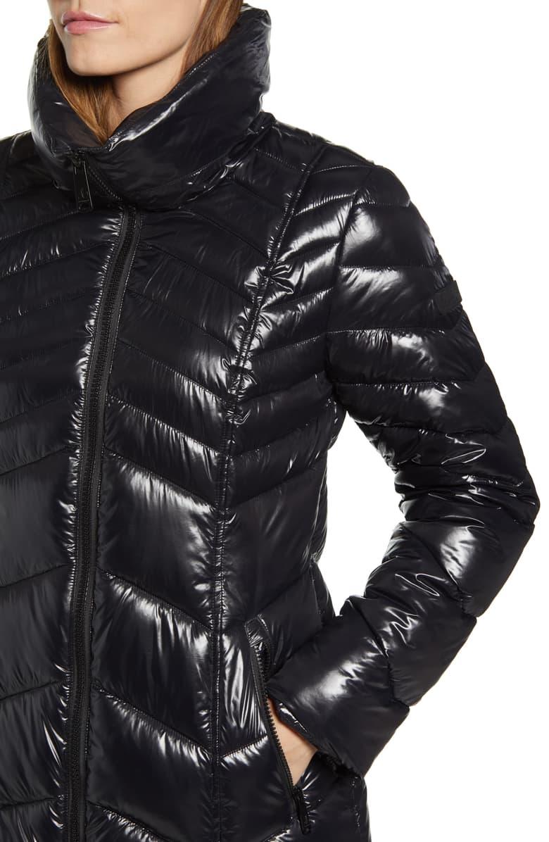 Sam Edelman Chevron Puffer Jacket Regular Petite Nordstrom Sam Edelman Puffer Jackets Puffer [ 1196 x 780 Pixel ]