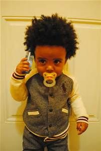Light Skin Boy Hair On Point With Images Beautiful Black Babies