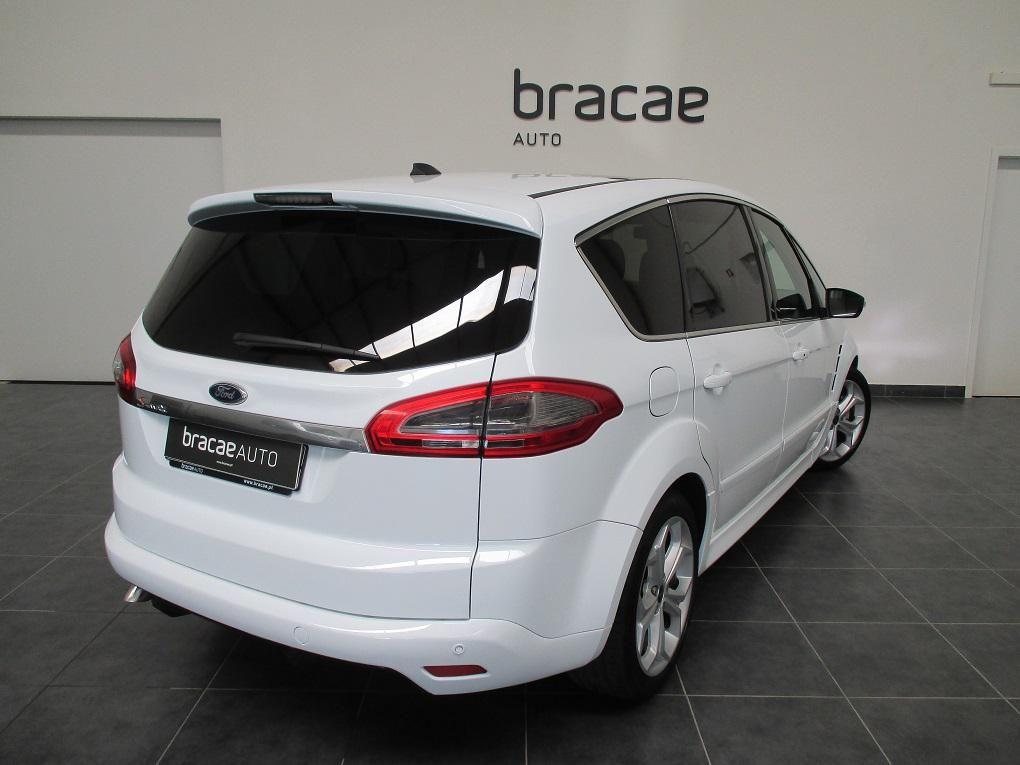 Ford S Max 2 0 Tdci Titanium S 7l Aut Usado Para Venda Em Braga Ford