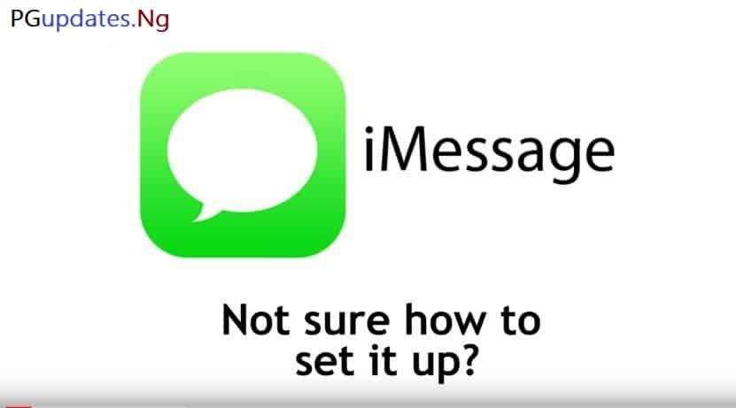 iMessage iPhone, iMessage iPad, iMessage Mac