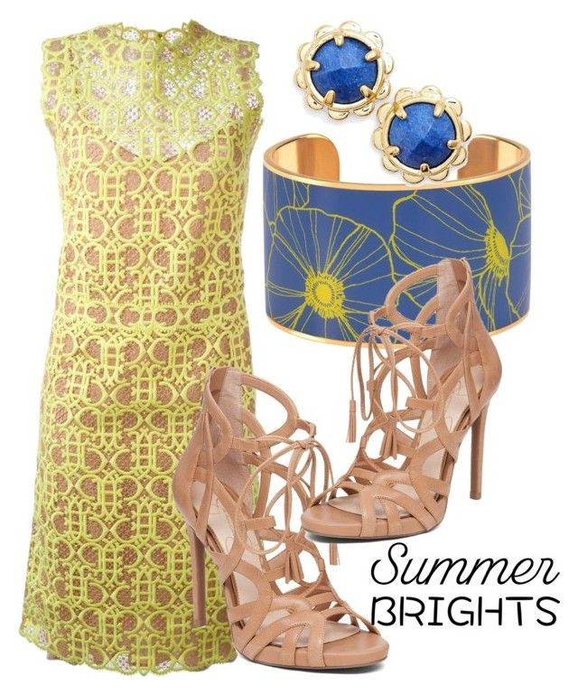 """""""Summer Brights"""" by fabulousforties on Polyvore featuring Emilio Pucci and Kate Spade"""