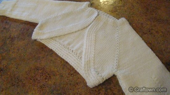 Free Knitting Pattern Child Knit Bolero Knitting Pinterest
