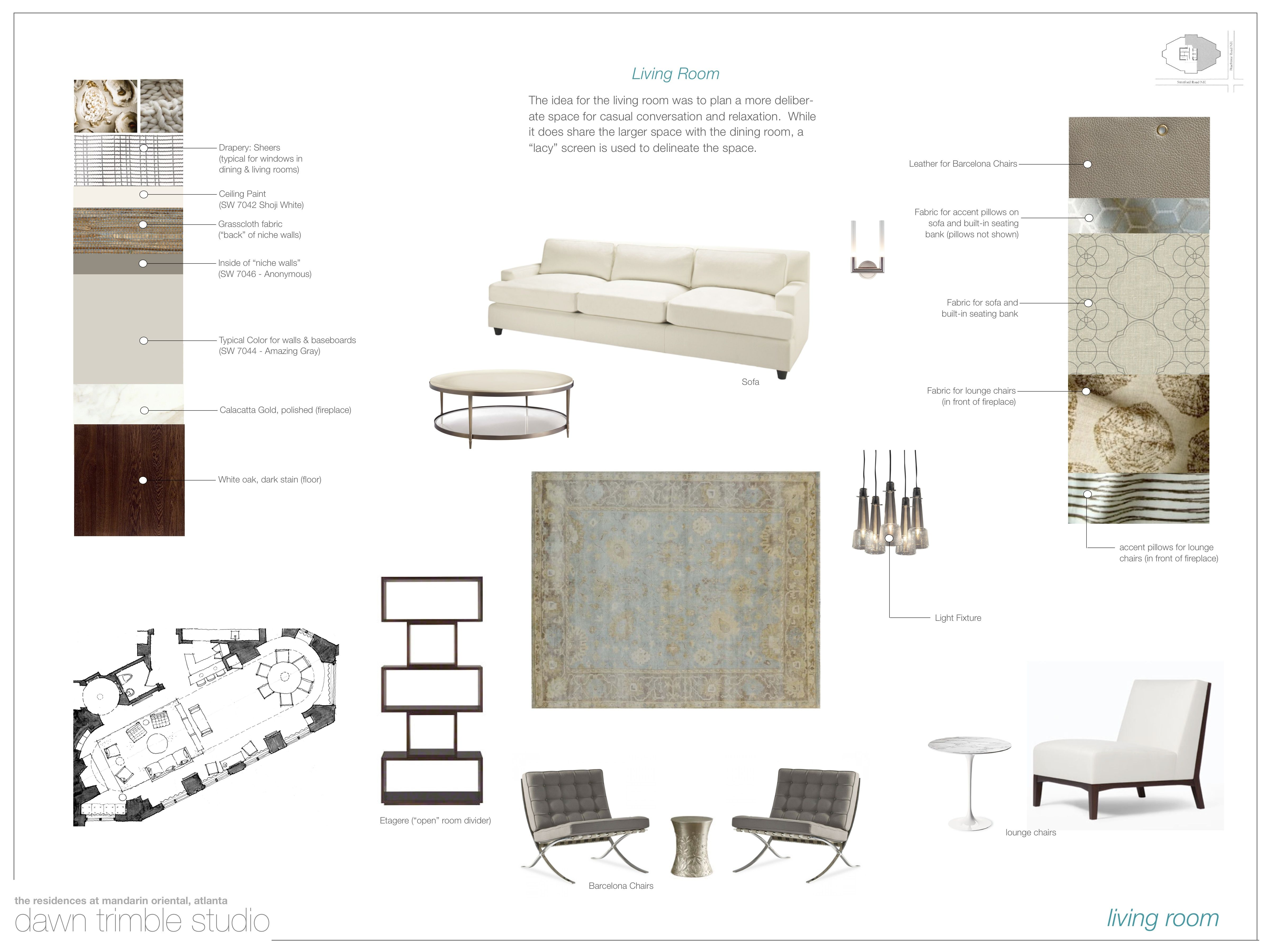 The Living Room concept