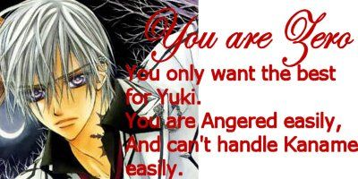 Vampire Knight Characters - Bing Images