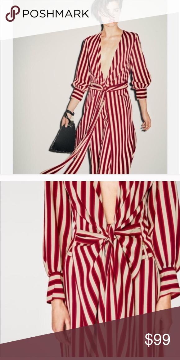 ed18ac4c Zara Striped kimono No tags brand new Zara Jackets & Coats | My Posh ...