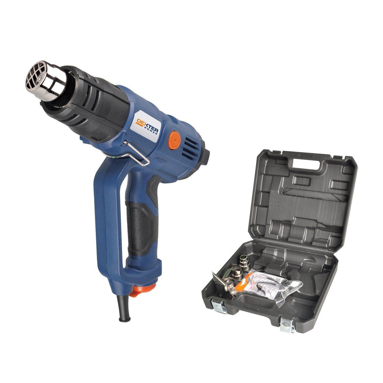 Décapeur Thermique Dexter Power 2000 W Decapeur Thermique