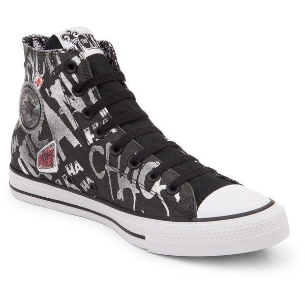 f1a72342d8c7 Converse Chuck Taylor All Star Hi Joker Sneaker ( 99) via Polyvore  featuring shoes