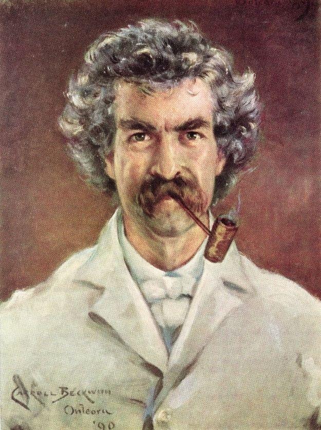 Mark Twain hated Jane Austen.
