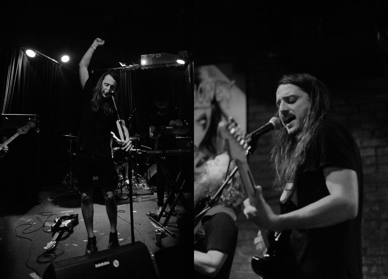 Naam and True Widow were at Club Dada last night. They rocked. Hard. Check out more pictures and why Naam deserves the award for metal band with the best manners - if that was a thing.