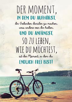 Der Moment, - Postkarten - Grafik Werkstatt Bielefeld