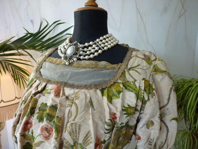 WORTH Venetian Ball Gown for Mrs. J.P. Morgan, Paris, ca. 1898 ...