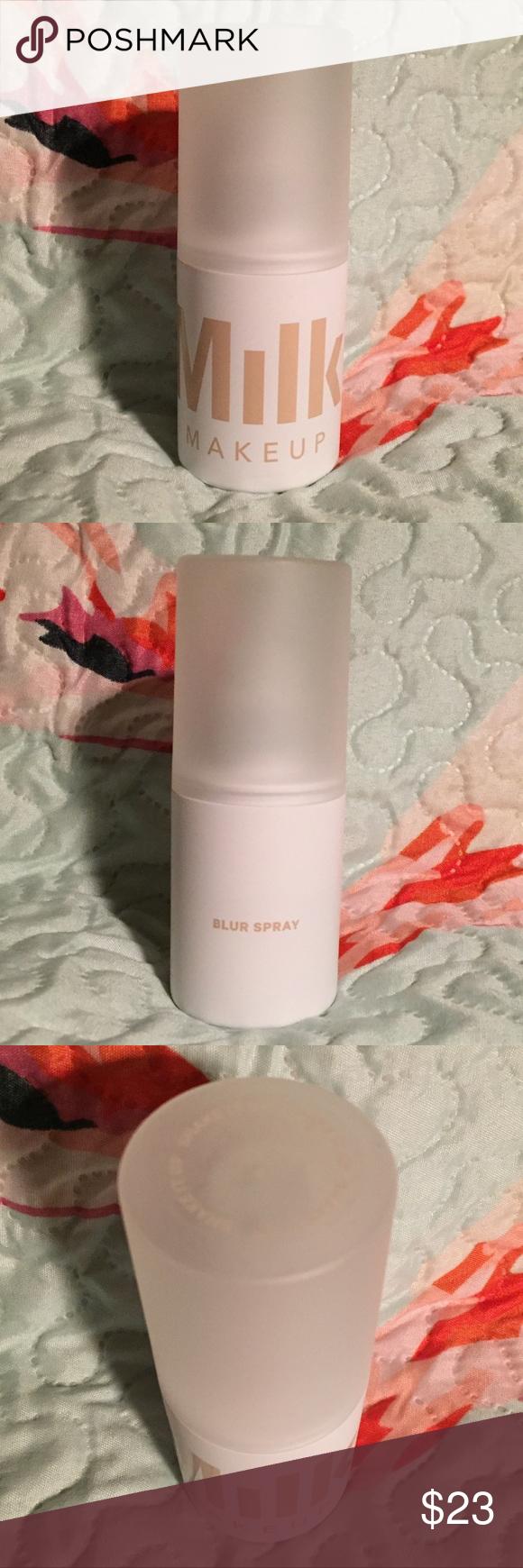 New Milk Makeup Blur Setting Spray Milk makeup, Setting