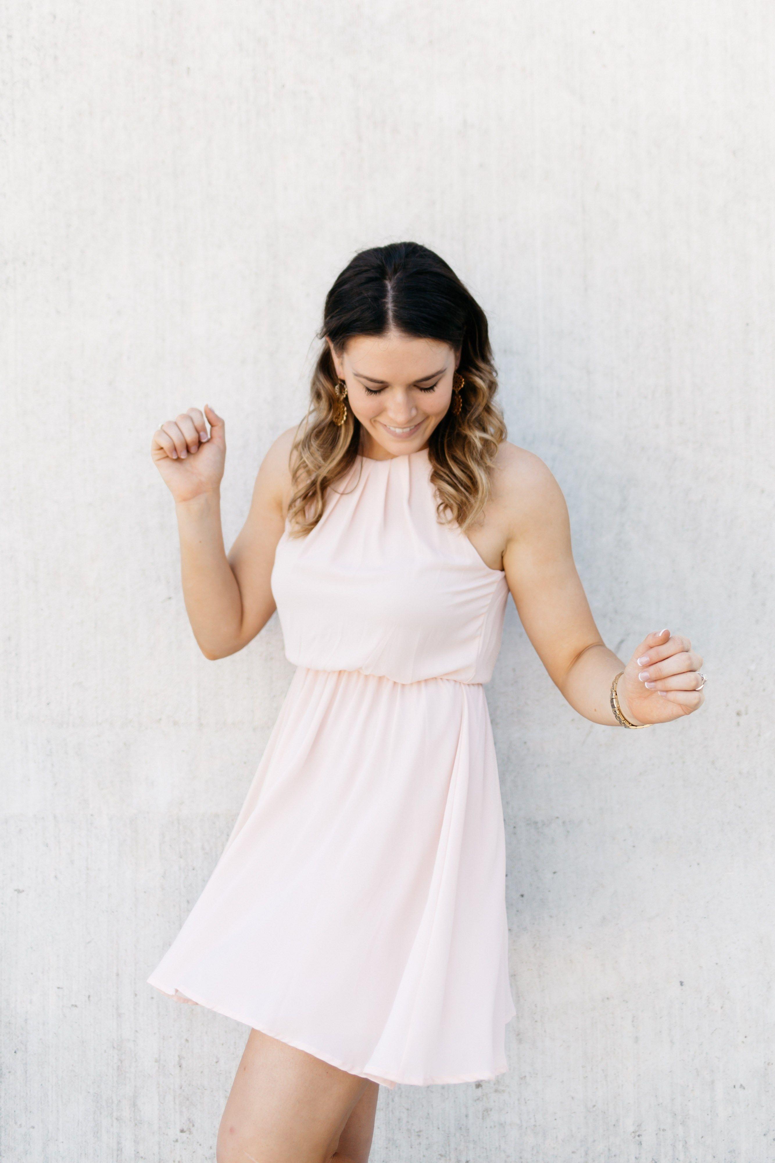 Summer Wedding Dress For Under 50