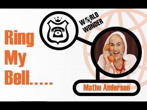 Mathu Andersen Ring My Bell Carmen Carrera Manila Luzon Ring My Bell
