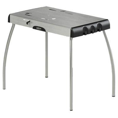 Weber Portable Charcoal Grill Table For Smokey Joe Jumbo Joe