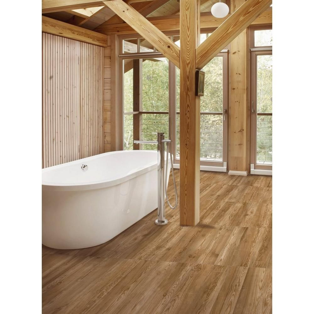 Ashland Beige Wood Plank Porcelain Tile Wood planks