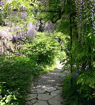 Jardin romantique | Accessoires de décoration d\'intérieur ...