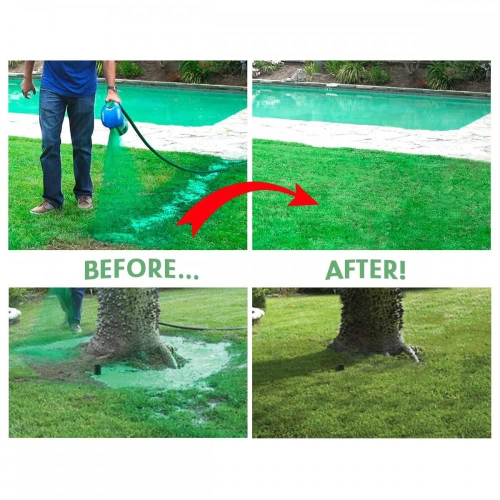 Hydro Mousse Liquid Lawn Growing Grass Planting Grass Grass Seed