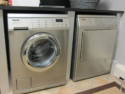 Miele 3035 Front Loader Washer And Companion Dryer Via Atticmag