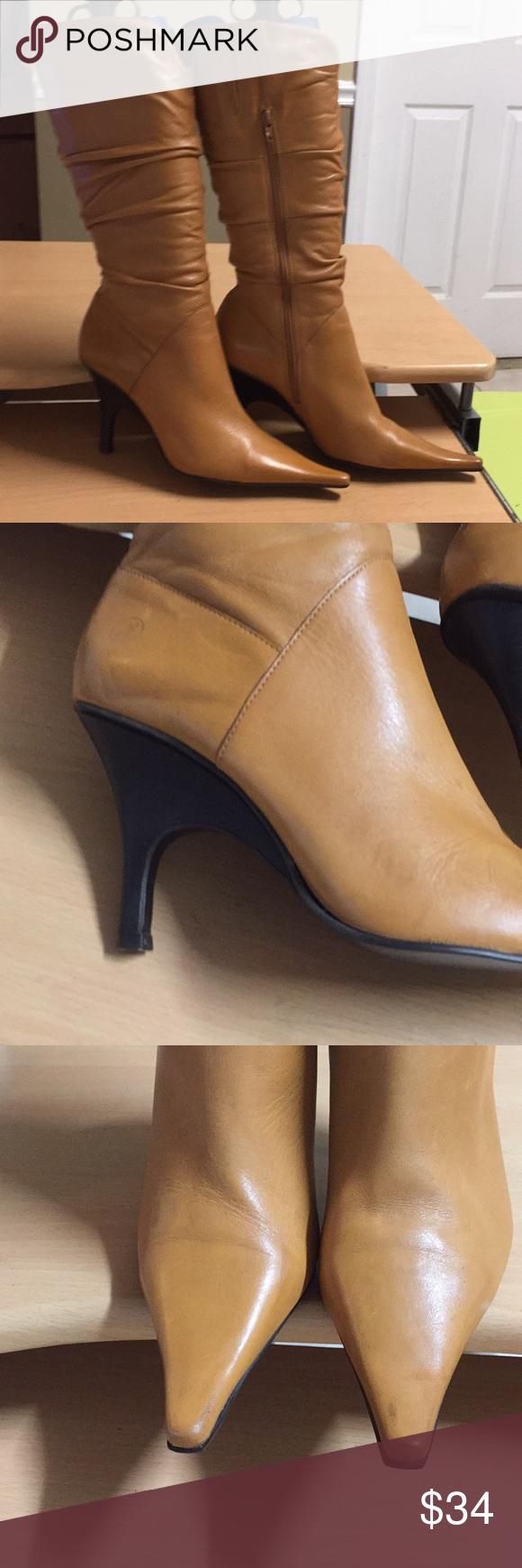 Genuine Leather BRONX Knee