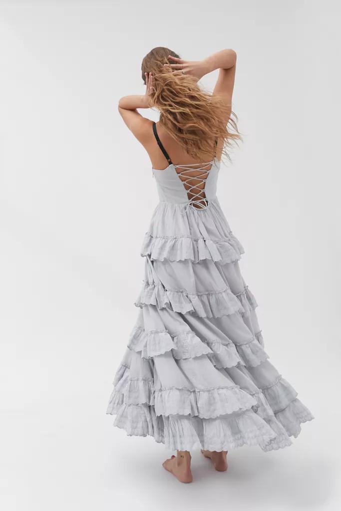 11++ Ruffle maxi dress ideas in 2021