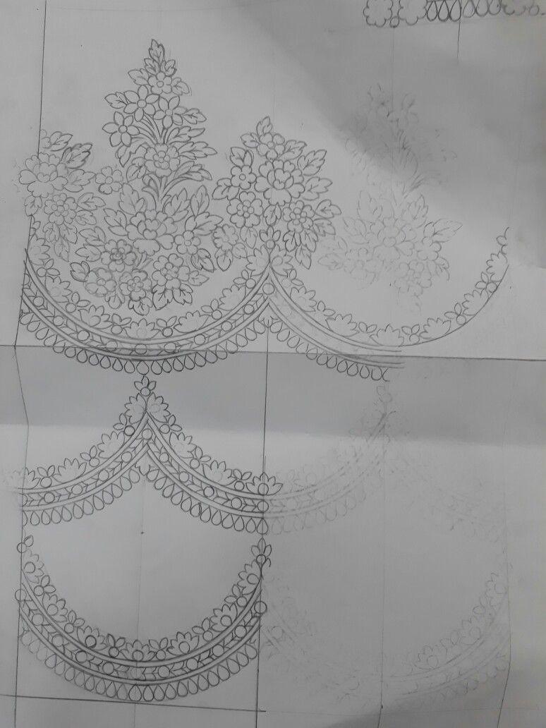 Pin by wasim khan on embroidry sketch pinterest embroidery bead embroidery patterns aari embroidery indian embroidery textile patterns embroidery stitches design patterns embroidery designs fashion drawings bankloansurffo Gallery