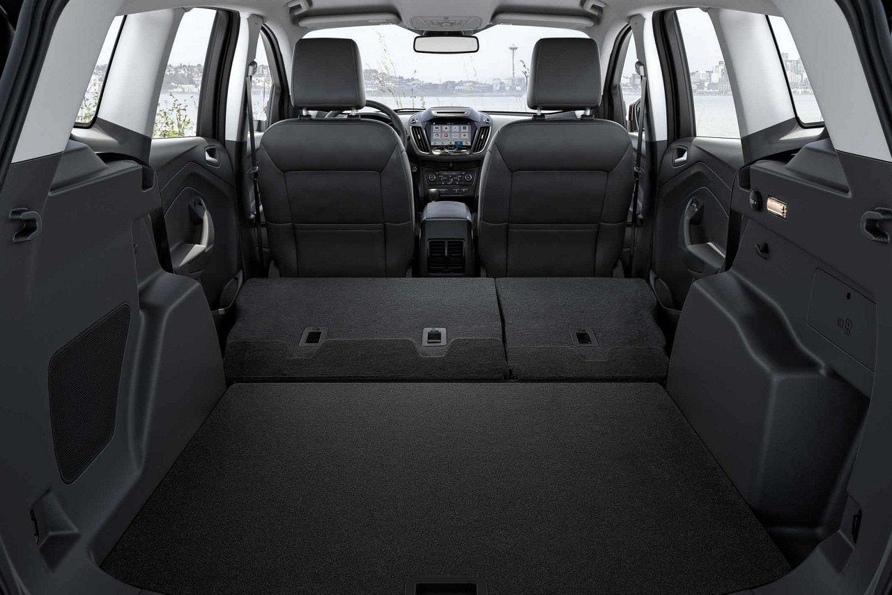 Maximum 68 Cu Ft Of Cargo Volume In The 2018 Ford Escape Ford