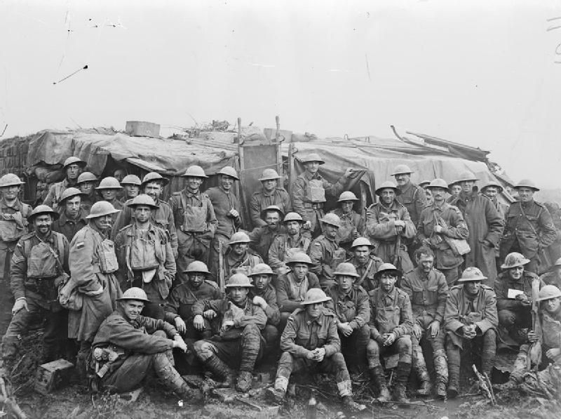 First Battle of Passchendaele