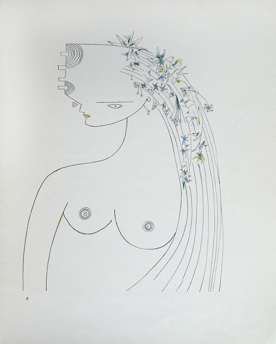 Wilfredo Lam - Fata Morgana, 1941 - El arte del cubano Wilfredo Lam, en París y después en el Reina Sofía - 20minutos.es