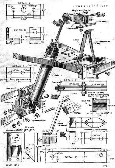 Homemade Tractors Plans - Google Search  Homemade Tractor, Tractors, Tractor Idea-3934