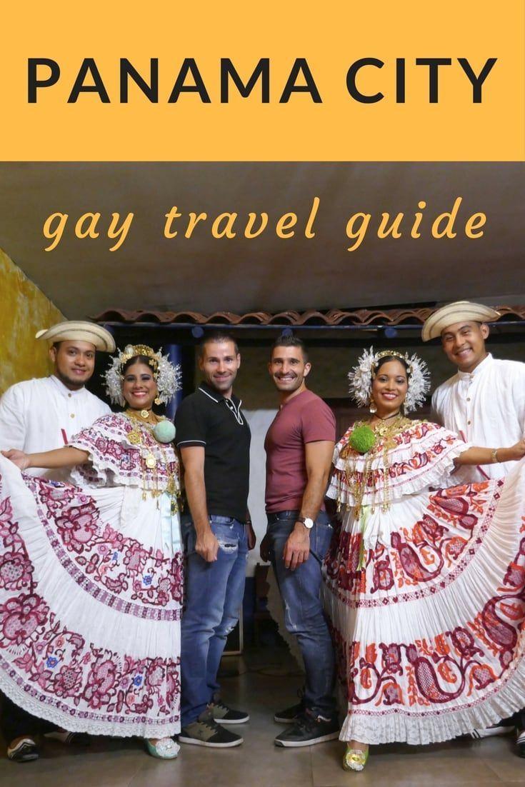 Gay senior travel