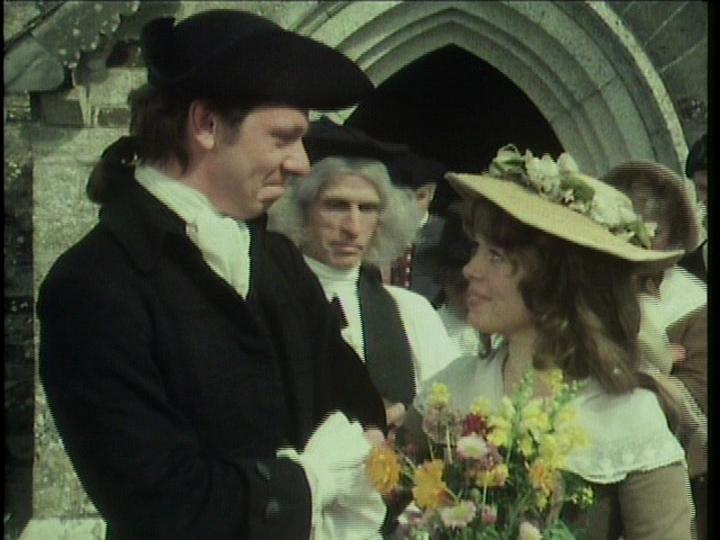 Arthur and Rowella Solway | Poldark 1975-1977