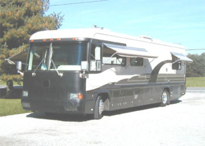 1997 Country Coach Intrigue Country Coach Recreational Vehicles