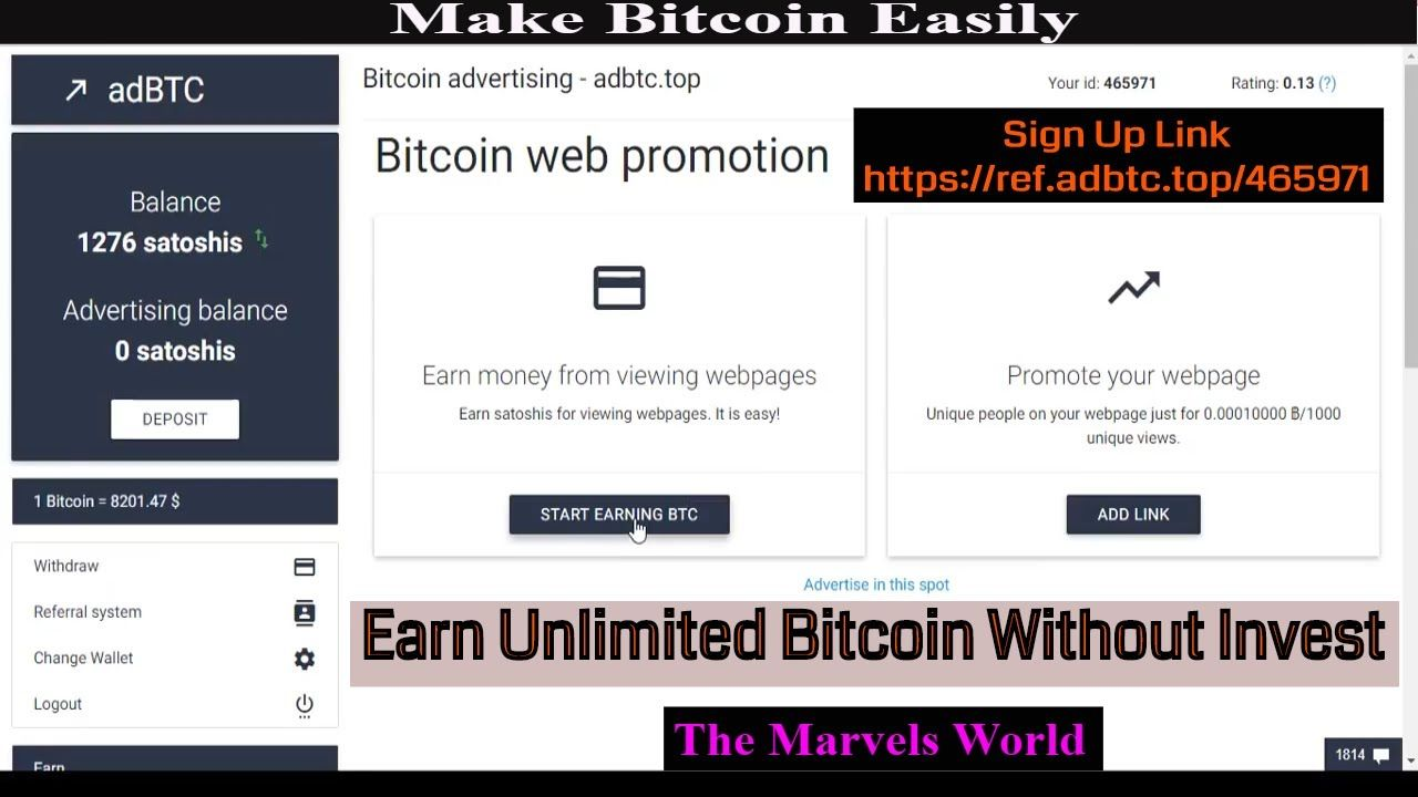 Claudiu Costea: Cum poți câștiga mai mulți BITCOIN decât de la FreeBitcoin