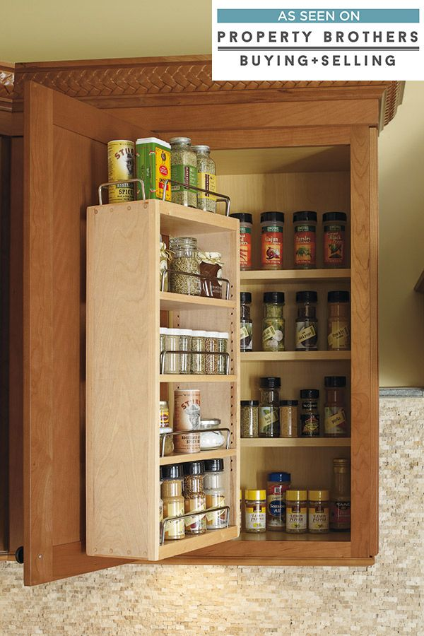 Kitchen Organization Products - Diamond Cabinets | Kitchen ...