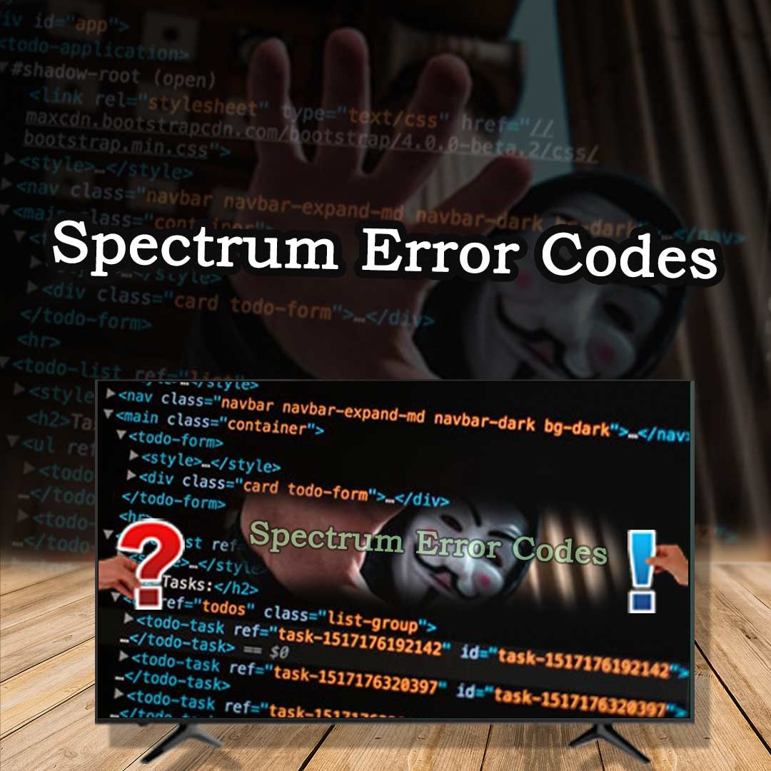 Spectrum Error Codes Tv app, Tv providers, Amazon fire