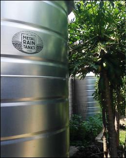 500 800 1000 Gallon Round Galvanized Steel Water Storage Tanks Rain Water Collection Water Storage Tanks Rainwater