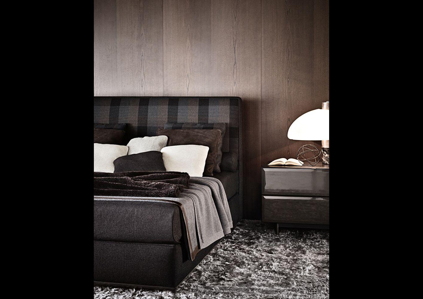 Minotti Camere Da Letto.Minotti Ipad Powell Bed Letti It Letto Minimalist Bedroom