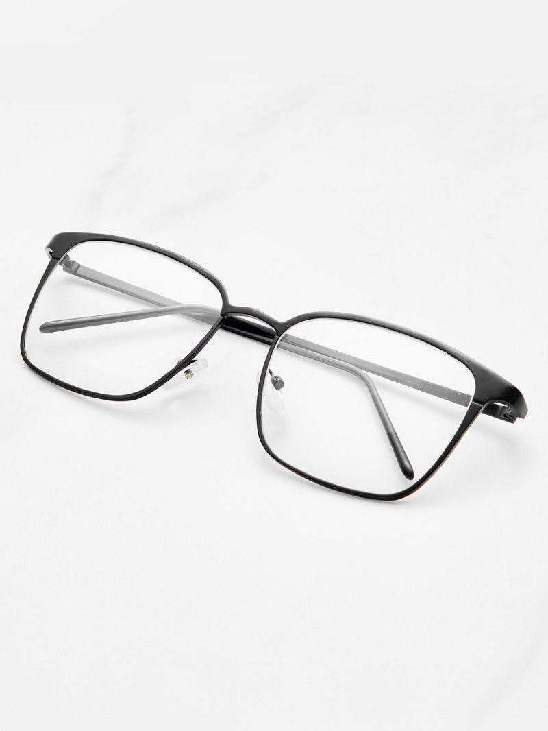 72405470ff Skinny Frame Square Glasses