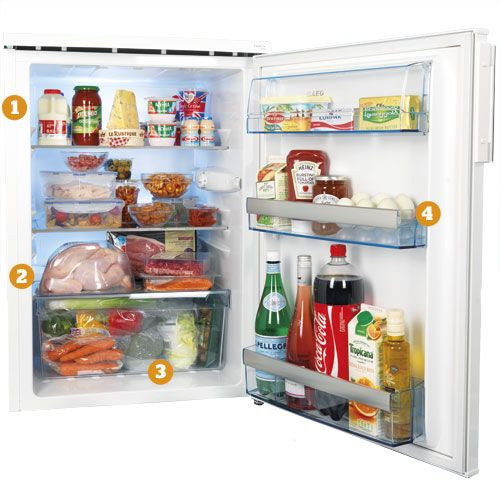Top fridge storage tips - How to keep food fresher for longer - Fridge freezer reviews - Kitchen - Which? Home u0026 garden  sc 1 st  Pinterest & Top fridge storage tips - How to keep food fresher for longer ...