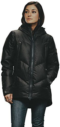 ab5942dbfdeb6 Holden Womens Estelle Down Jacket Black XLarge   Read more at the image  link. (This is an affiliate link)